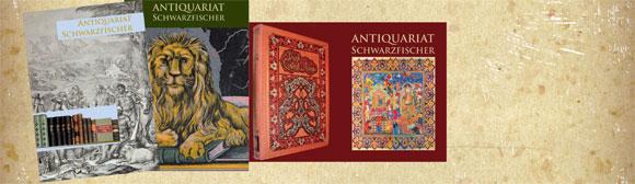 Editorialdesign-Antiquariat