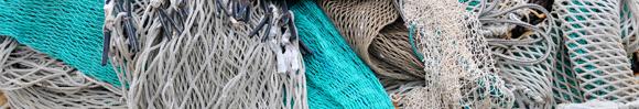 Netze als Metapher für die engmaschigen Vernetzung mit zuverlässigen Produktionspartnern